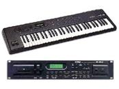 KAWAI Keyboards/MIDI Equipment K4